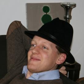 Girolle homme - Noir, lien cuir noir 59cm