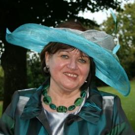 Hysope - Turquoise et argent